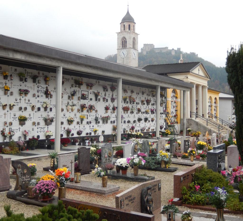 Cimitero di paese
