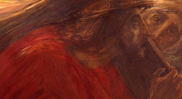 Via Crucis di Gaetano Previati maestro del divisionismo ambrosiano