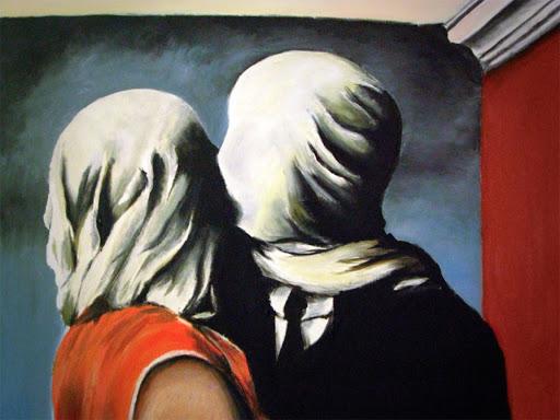 Gli amanti (Magritte)