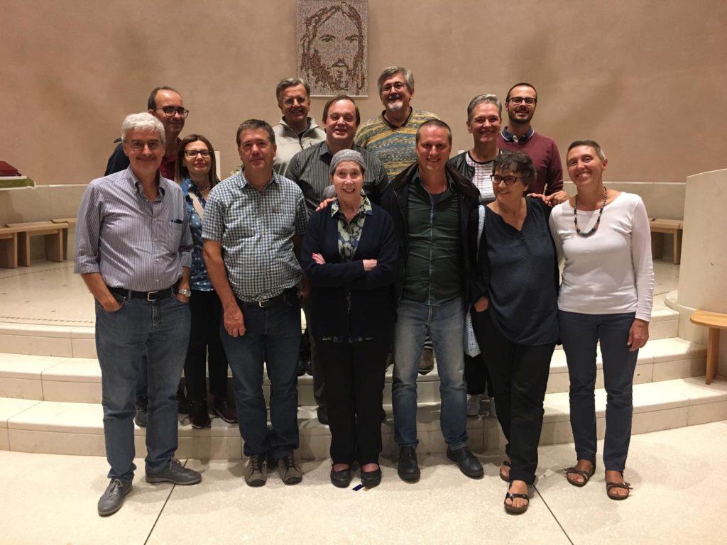 L'incontro di vinonuovo a Trento nel settembre 2019imana di settembre a Trento