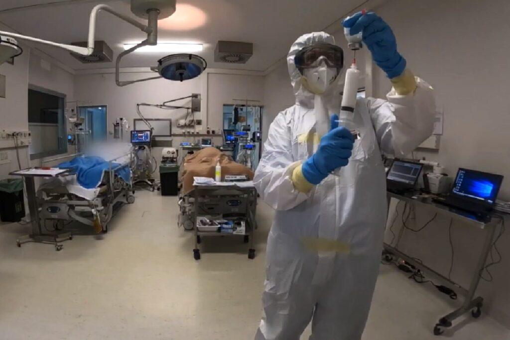 Ospedale di Rovereto (foto PAT)